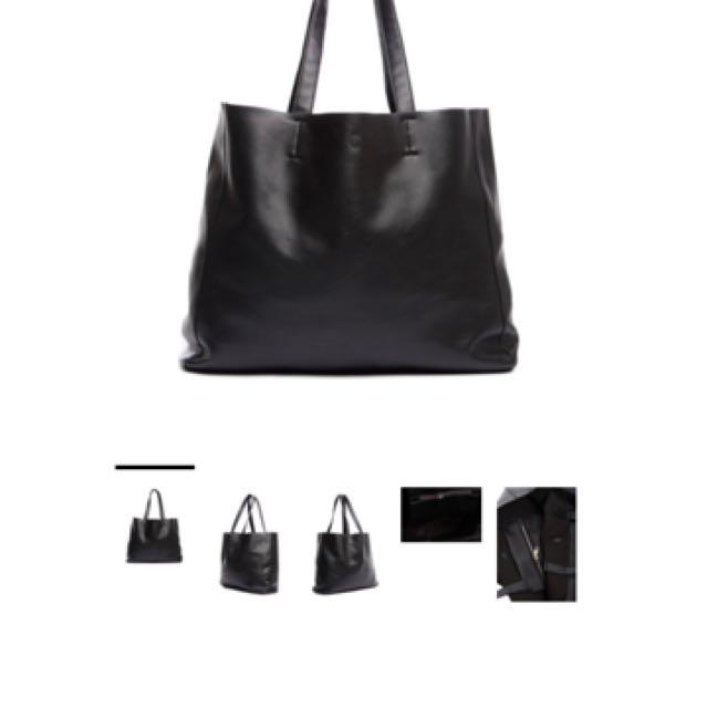 tote bag by vale-stuff. jill black