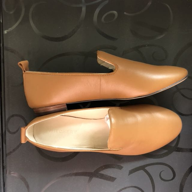Witchery Loafers Brand New Size 37