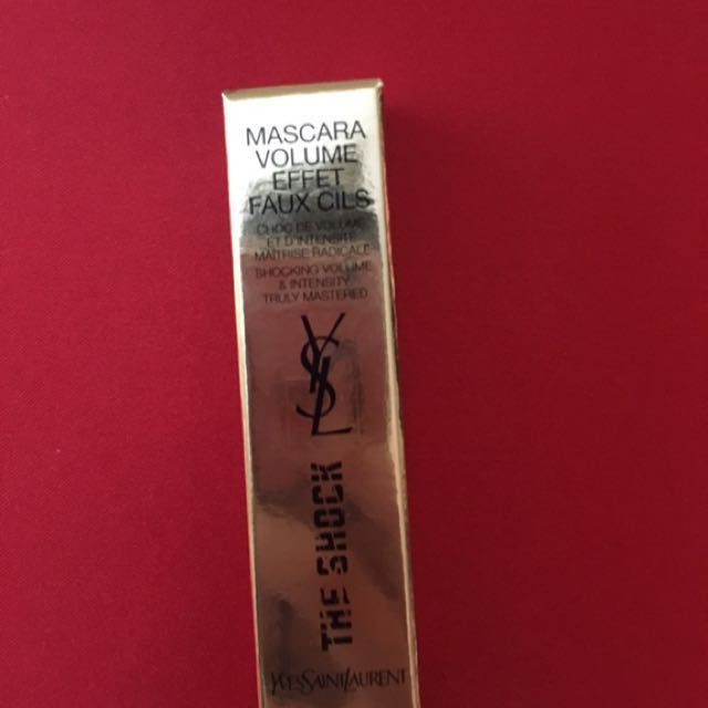 YSL The Shock Mascara deluxe size
