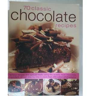 Baking Chocolate Cakes and Pastries Recipes