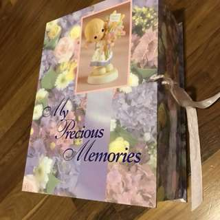 Precious Moments greeting cards