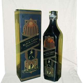BLACK LABEL LIMITED EDITION DESIGN - 12 YEARS OLD