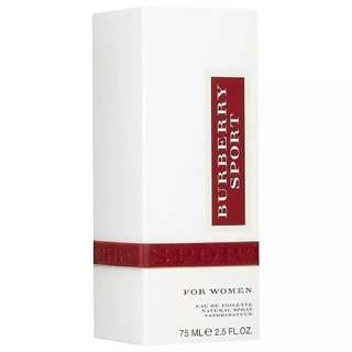 Burberry Sports Edt 75ml(Women)