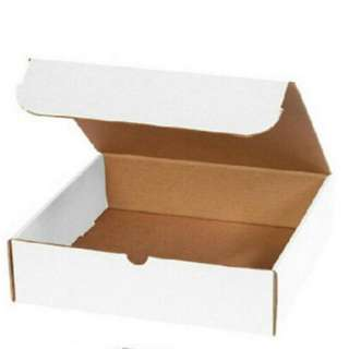 [SALE] White Corrugated Box