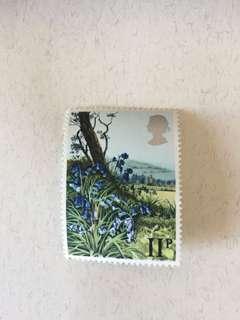 英國全新郵票一套三款