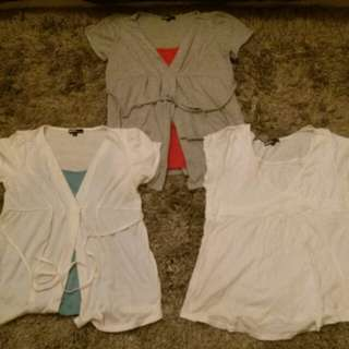 MIKI MATERNITY nursing blouses (3) #Bajet20