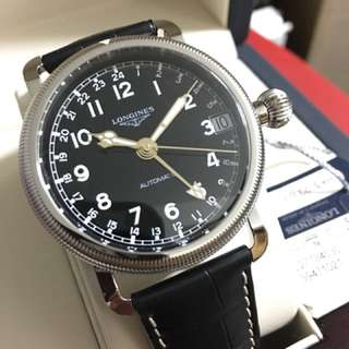 LONGINES Heritage Automatic Men's Watch L27784530 浪琴表