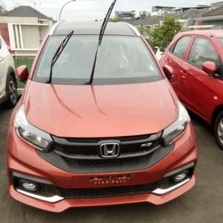 Honda Mobilio RS two tone
