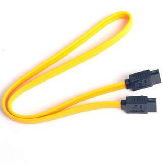 3 Pieces of Brand New SATA 3 Cable For $6