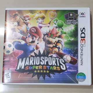 Mario Sports - 3DS