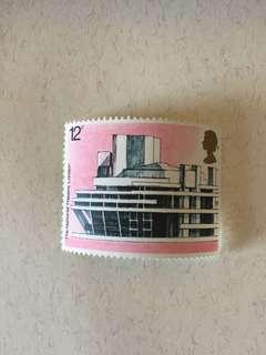 英國全新郵票