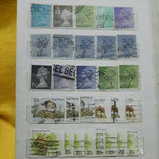 Stamps 5