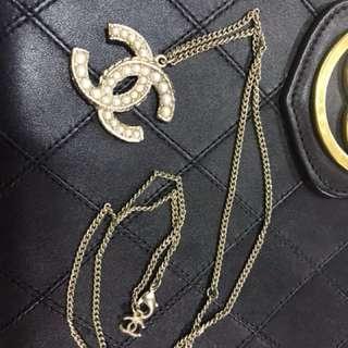Chanel珍珠項鍊