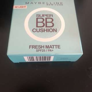 Maybelline BB Matte Cushion Compact