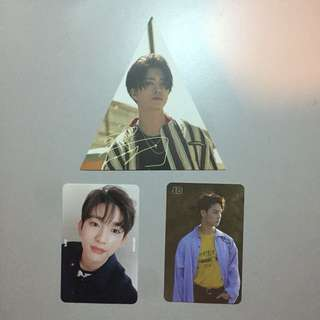GOT7 7 for 7 photocards