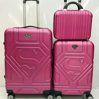 Set 3 in 1 luggage gred B
