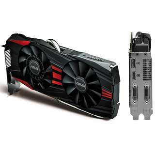 ASUS GeForce GTX 780 Ti DirectCU II OC 3 GB