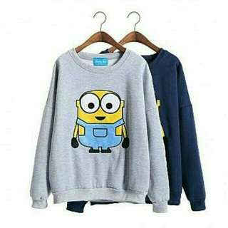 Sweater minion