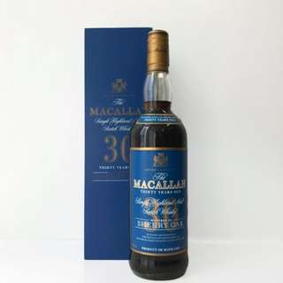 Macallan 30 Years Sherry Cask