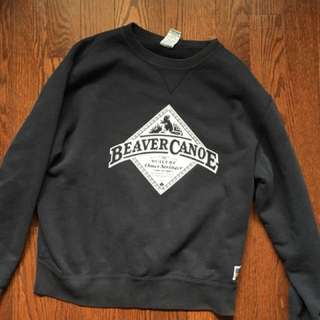 Roots Beaver Canoe Sweater