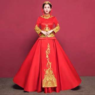 Chinese Traditional Costume Wedding