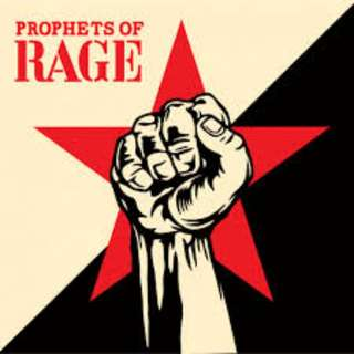 Prophets Of Rage - Prophets Of Rage Digipak CD (Rage Against the Machine + Public Enemy + Cypress Hill)