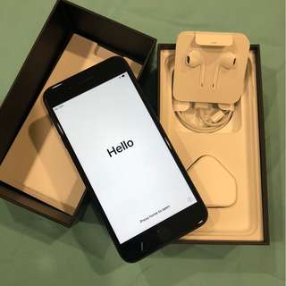 iPhone 7 Plus 128GB Jet Black - 10/10 CONDITION