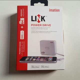 Imation Link Power Drive for IOS (64GB)