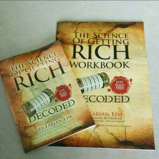 [BN]The Science of Getting Rich Textbook and workbook