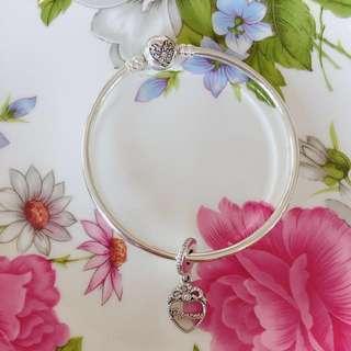 Pandora Princess Charm from Australia (Bracelet not included)
