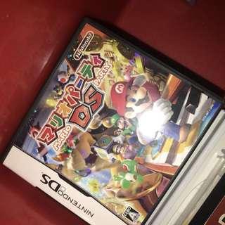 DS mario game