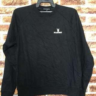 Playboy sweatshirt big logo at back