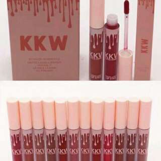 KYLIE KKW LIPCREAM SINGLE
