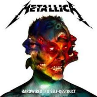 Metallica - Hardwired to Self Destruct Digipak 2 CD Sealed.