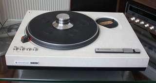 Kenwood KD500 單唱盤
