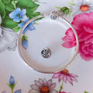Pandora Teardrops Charm from Australia (bracelet not included)