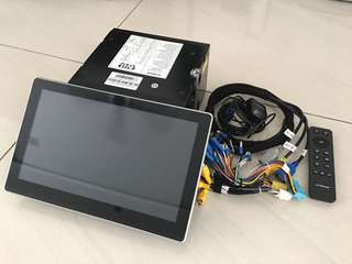XTRONS 10.1 inch android DVD Player