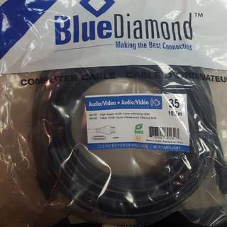 35ft HDMI cable M/M