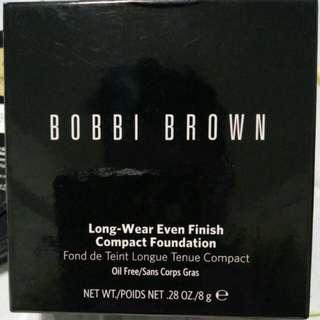 Bobbi Brown Compact Foundation Warm Natural