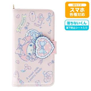 [PO] Japan Sanrio My Melody Multi Smartphone Case M Relax