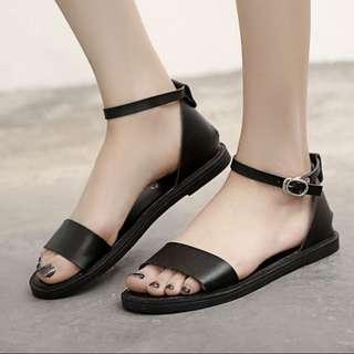 cute Korean style sandals