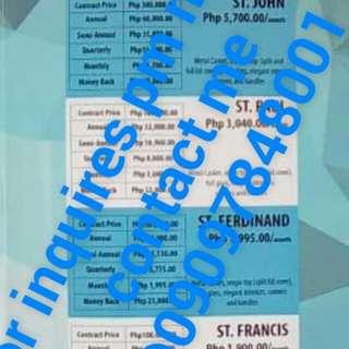 St. Peter Plan