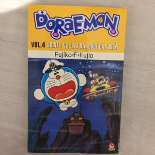 Doraemon by Vietnamise