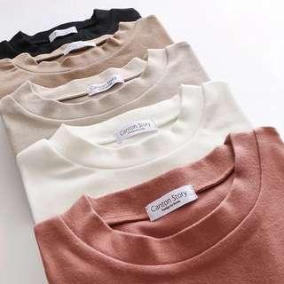 [PO] Oversized Tshirt
