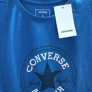 Converse T-shirt logo uk S