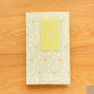 Polaroid/Business Card Album Book Soft Cover