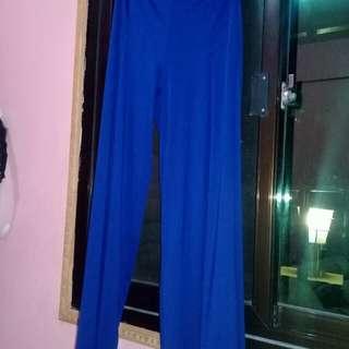 Wide pajama pants