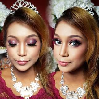 MUA for Solemnization, Engagement & Etc