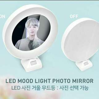 [Onhand] LED Moodlight (Jimin)