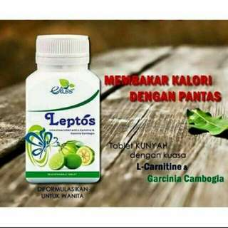 Leptos Chewable (For Women)
